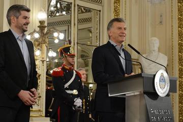 Mauricio Macri avizora reformas tras triunfo en elección argentina