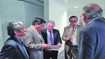 Bolivia y Perú revisan los planes para potenciar Ilo