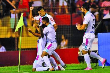 Atlético Junior vence 2-0 a Sport Recife