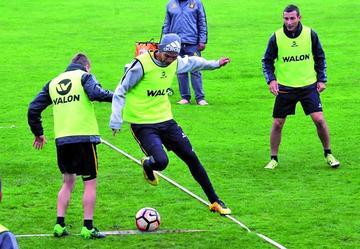 El Tigre se centra en Sport Boys