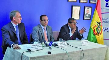 Bolsa Boliviana de valores incorpora acciones y bonos al mercado bursátil