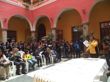 Colegio Luis Felipe Manzano se destaca en la Olimempiada Matemática