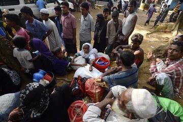Casi 89.000 rohinyás carecen de acceso a alimentos básicos