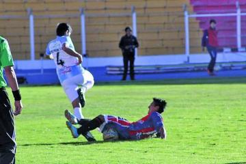 San Lorenzo deja escapar los tres puntos de local