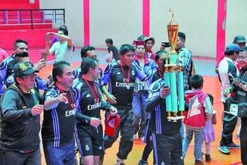Teje se corona campeón del torneo del CPDP