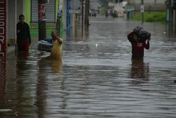 Lluvias dejan 31 muertos en Guatemala y miles de afectados en 2017