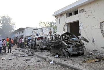 Nuevo atentado de Al Shabab en Somalia causa 25 fallecidos