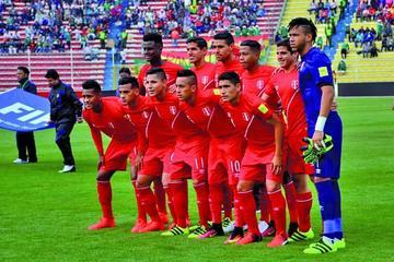 Perú comienza con su trabajo