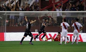 Lanús pasa a la final de la Libertadores