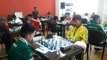 Condori y Bolaños buscan el oro en los Juegos Plurinacionales de secundaria