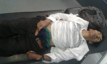Hallan el cadáver de una persona en la carretera a Uyuni