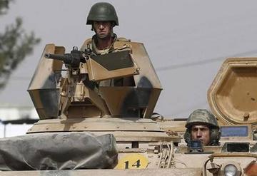 Choques de militares y kurdos dejan 54 fallecidos en Turquía