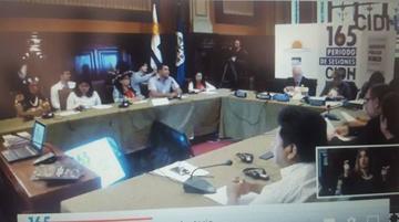 Bolivia propone ante la CIDH la intangibilidad eterna de territorio