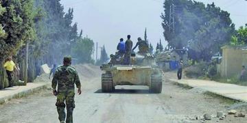 """El """"califato"""" del Estado Islámico pierde territorio en Irak y Siria"""