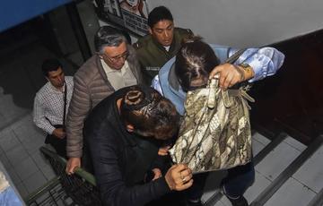 "CNS: médicos detenidos ""eran copropietarios de clínicas privadas"""