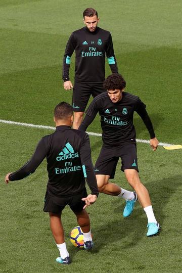 """Real Madrid busca sumar ante Las Palmas en el """"Bernabéu"""""""