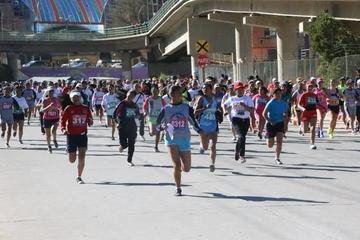 Cochabambinos dominan la carrera 10K