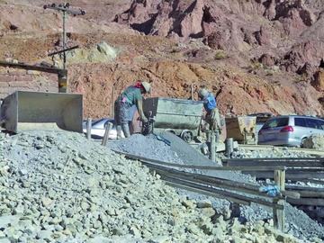 Inicia definición de las áreas de trabajo para mineros del Cerro Rico
