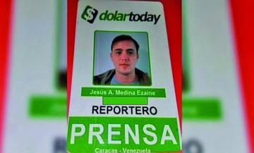 Denuncian desaparición de periodista venezolano tras escribir sobre cárcel