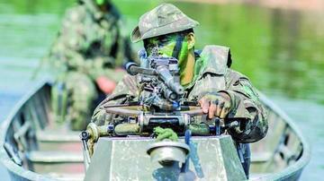Brasil, Colombia y Perú alistan ensayo militar con apoyo de EE.UU.