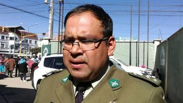 La Paz: Felcv captura a un profesor acusado de feminicidio