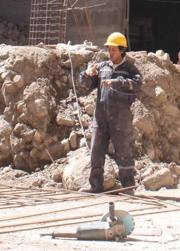 Invierten 3.6 millones de Bolivianos en obra sanitaria