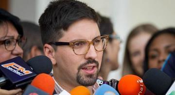 Constituyente ordena juicio para el vicepresidente del Parlamento