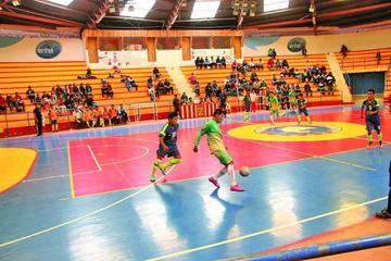 Potosí será sede del campeonato nacional de fútbol de salón categoría Sub-18