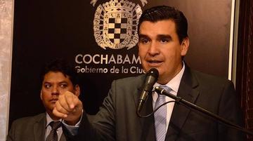 """Leyes: """"Morales debería apoyar al vice para que sea su sucesor"""""""