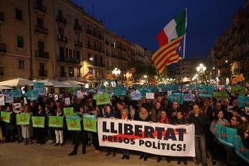 La justicia anula la declaración de independencia de Cataluña