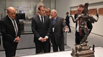 Abre museo Louvre en ciudad Abu Dabi