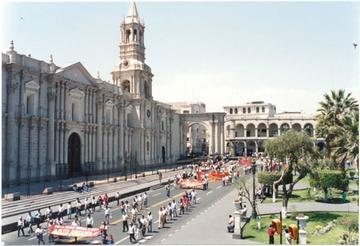 """Arequipa se  alista para  recibir el """"Hay Festival"""""""