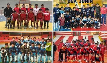Cuatro equipos buscan alcanzar el título de futsal