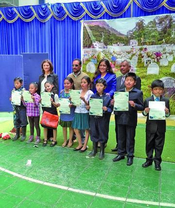 Obra teatral del Don Bosco recibe premio del BCB
