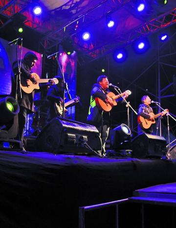 Potosí celebra su aniversario con serenata