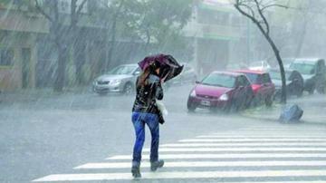 Senamhi declara alerta naranja por lluvias para siete departamentos
