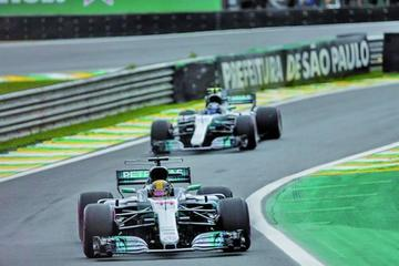 "Bottas logra la ""pole"" en el GP de Brasil"