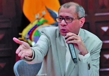 Ecuador: este martes se conocerá si se llama a juicio al vicepresidente