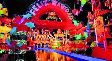 Disneyland abre la  temporada navideña