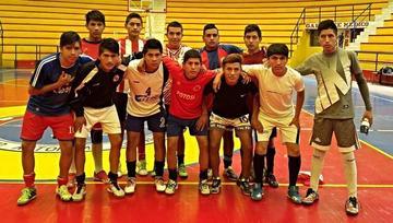 Arranca el Nacional de Fútbol de Salón categoría Sub-18 en la Villa Imperial