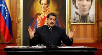 Maduro ratifica negociaciones entre el gobierno y la oposición