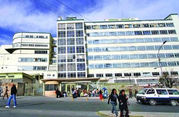 Fiscalía: daño económico al Hospital Obrero llega a 15 millones de dólares