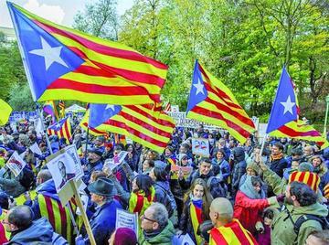 Admiten que Cataluña no estaba preparada para su independencia