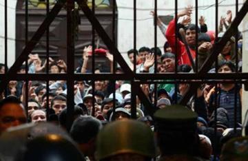 Ministerio de Justicia informa que presos en cárceles suman 16.613