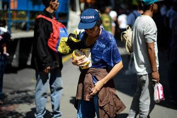 El diálogo está en suspenso ante la crisis económica venezolana