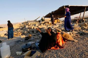 Muertes por terremoto en Irán ya suman 530 y miles de heridos
