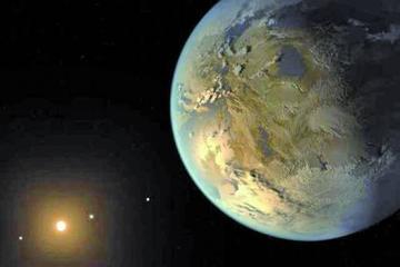 Descubren exoplaneta que sería habitable