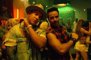 """Grammy Latinos: """"Despacito"""" triunfa y es la canción del año"""