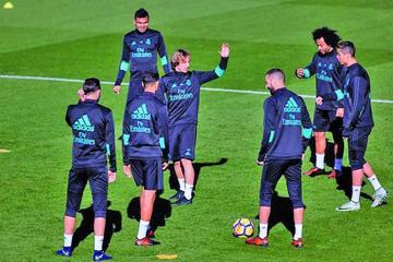 Atlético y Real quieren adueñarse del clásico español