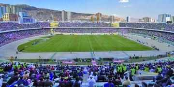 """El estadio """"Hernando Siles"""" cerrará sus puertas"""